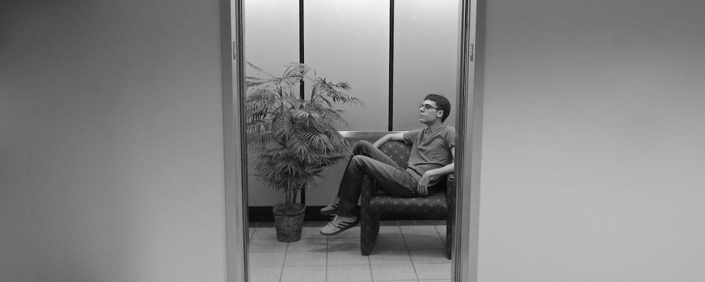 violating social norm elevator